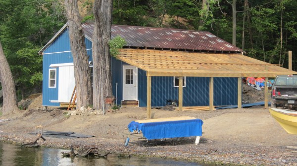 Lakefront Renovations Babcock-hovey Alumni Association