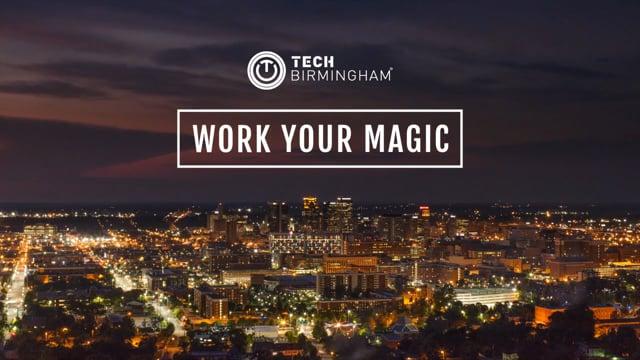 Work Your Magic, Birmingham