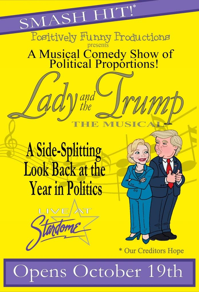 Lady and the Trump The Musical – A Birmingham Production