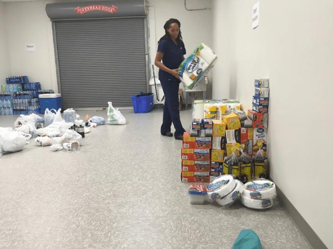 Just Kids Dental in Birmingham leads support effort for Baton Rouge