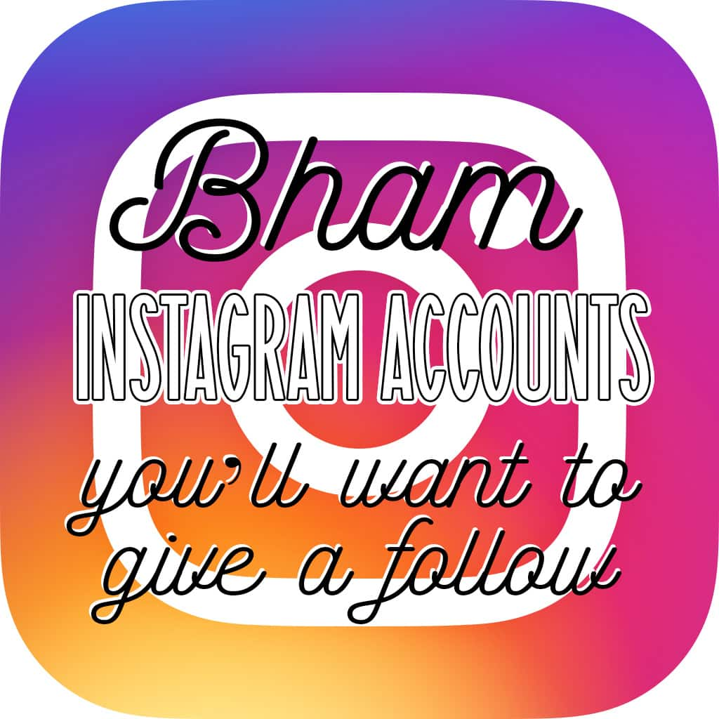 Bham Instagram Accounts You'll Want to Give a Follow
