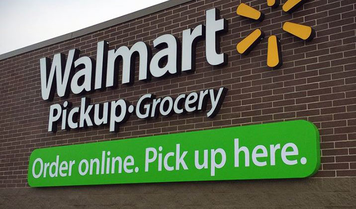 Birmingham Walmart's Diving into Online Shopping