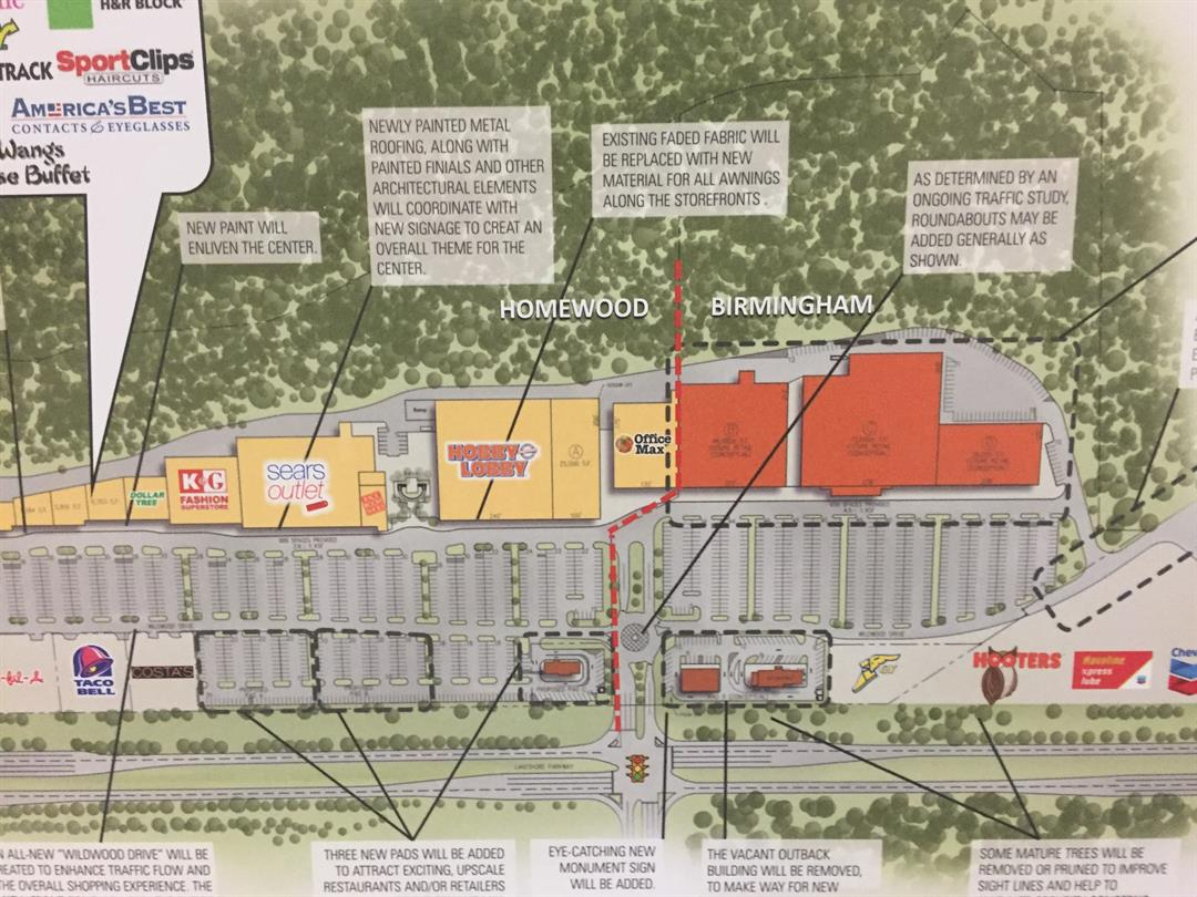 Wildwood in Need of Makeover – Plans Move Forward