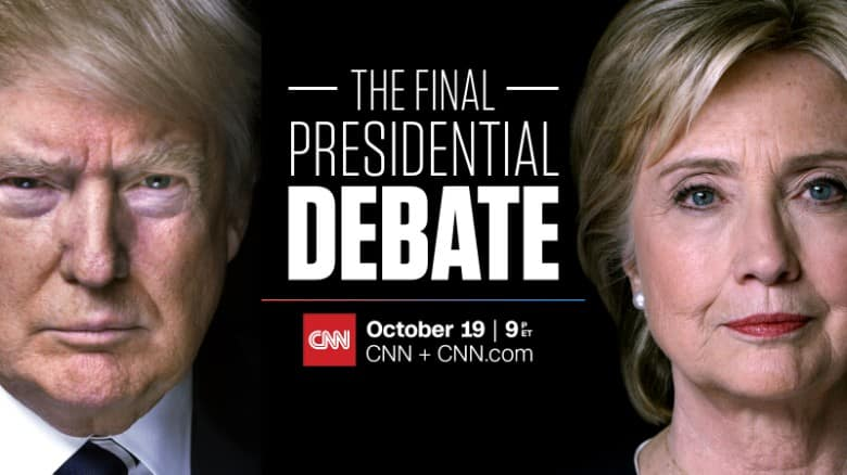 3 Places to go to Watch the Presidential Debate on Tomorrow