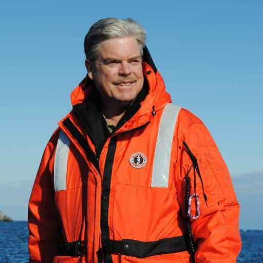 Jim McClintock to Talk about Climate Change, Alabama's Drought and the Antarctic