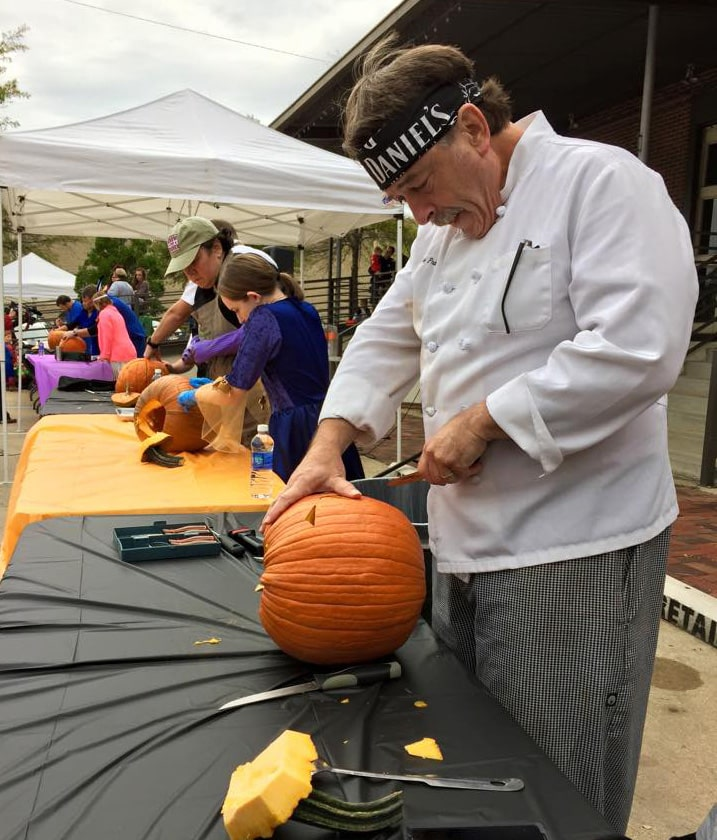 6th Annual Surgeons vs Chefs Pumpkin Carve Off