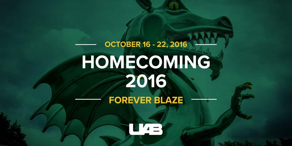 A Happy Homecoming for UAB