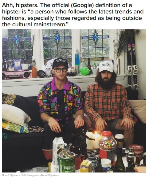 buzzfeed hipsters