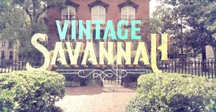 vintage savannah