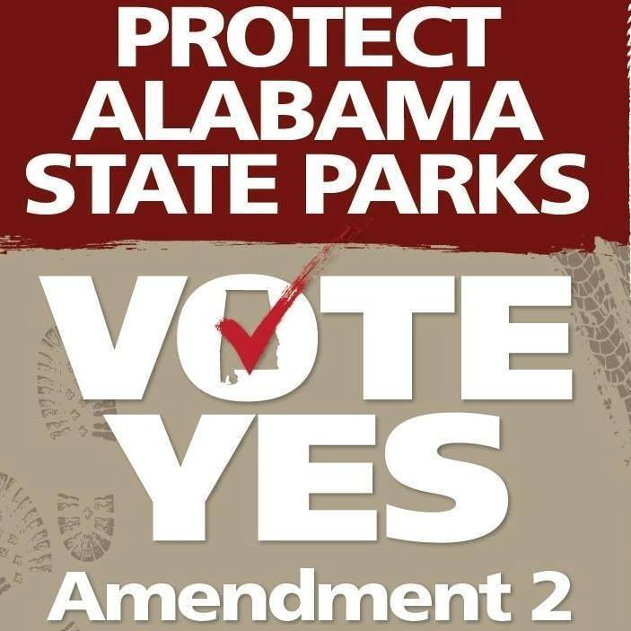 """All in"" –  Alabama conservation organizations and leaders support State Parks Amendment 2"