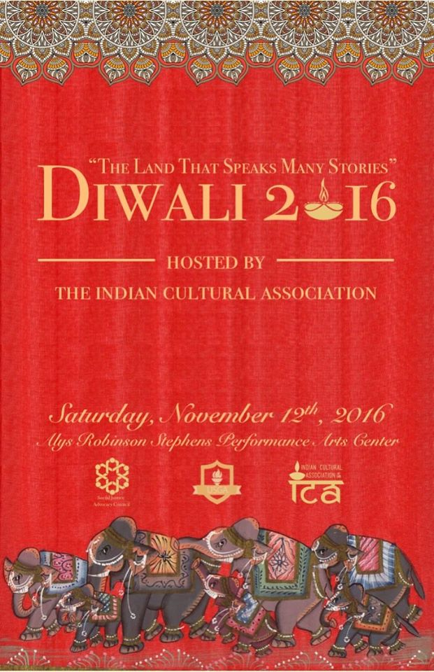 Join UAB students' Diwali celebration on November 12th