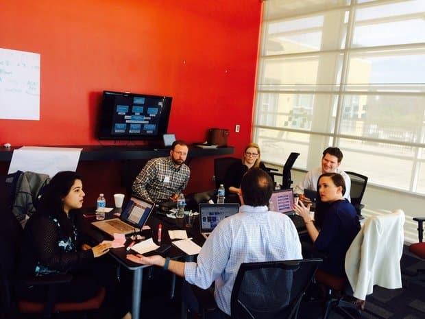 Innovation Hackathon 2016 – Health Care Meets Tech Guru's