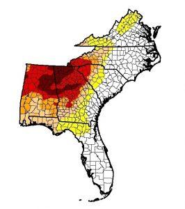 Alabama weekly nature roundup – November 5 to November 11, 2016