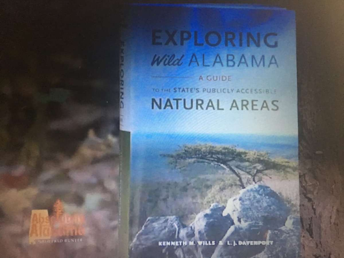 Exploring Wild Alabama authors featured on Absolutely Alabama (video)