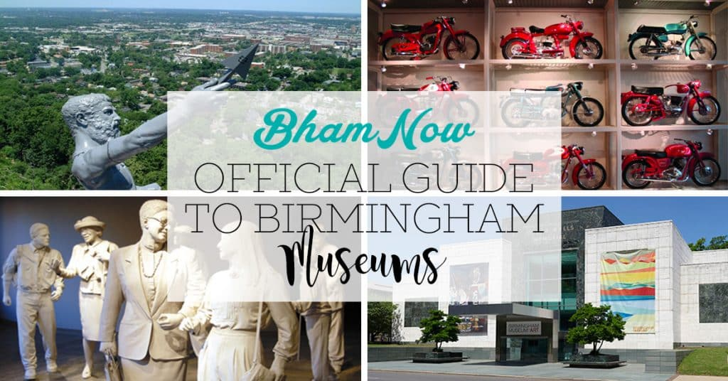 The Bham Now Official Guide to Birmingham Museums