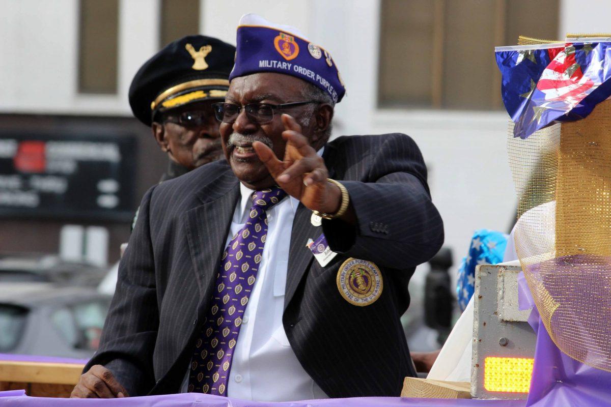 Heroes among us – Birmingham's National Veterans Day Parade 2016 (slideshow)