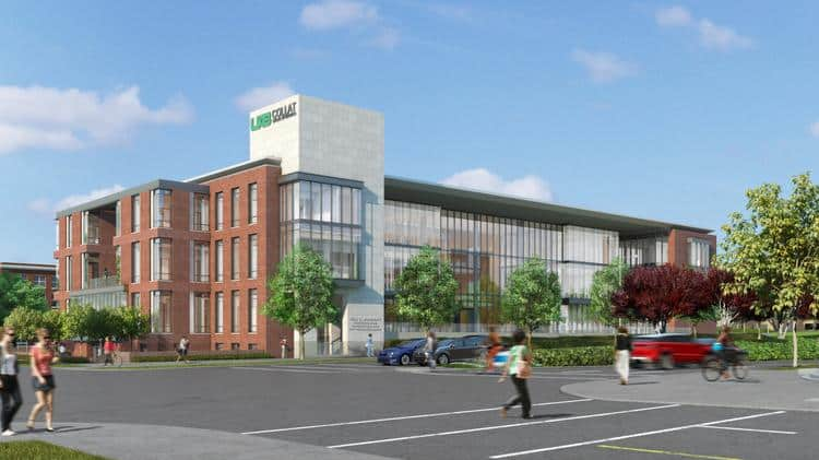 The Collat School of Business breaks ground on Dec. 9th