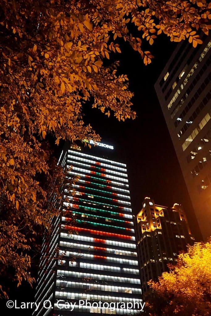 "Birmingham's ""Christmas Tree"" Building – the Regions Center (slideshow)"