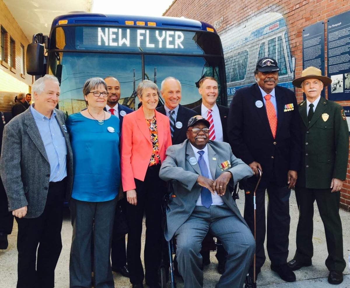 Powerful. Anniston Star's letter to President Obama supporting Freedom Riders National Monument