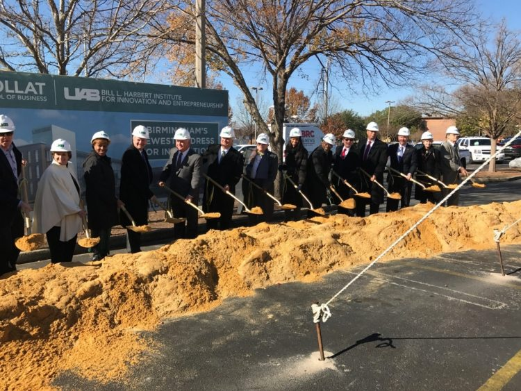 UAB Breaks Ground on New Business Building