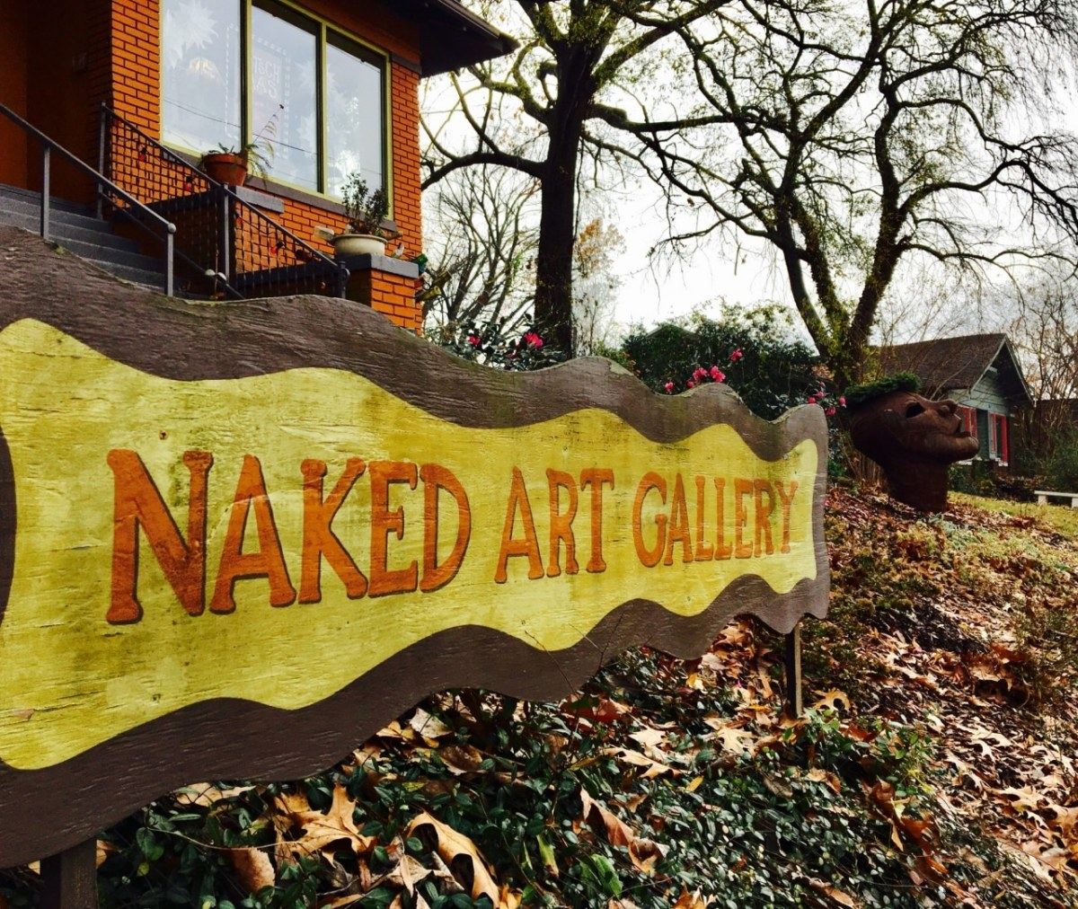 Shop Local: Naked Art Gallery (3 photos)