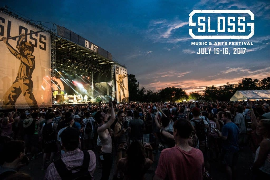Get your 2017 Sloss Fest tickets Tuesday!