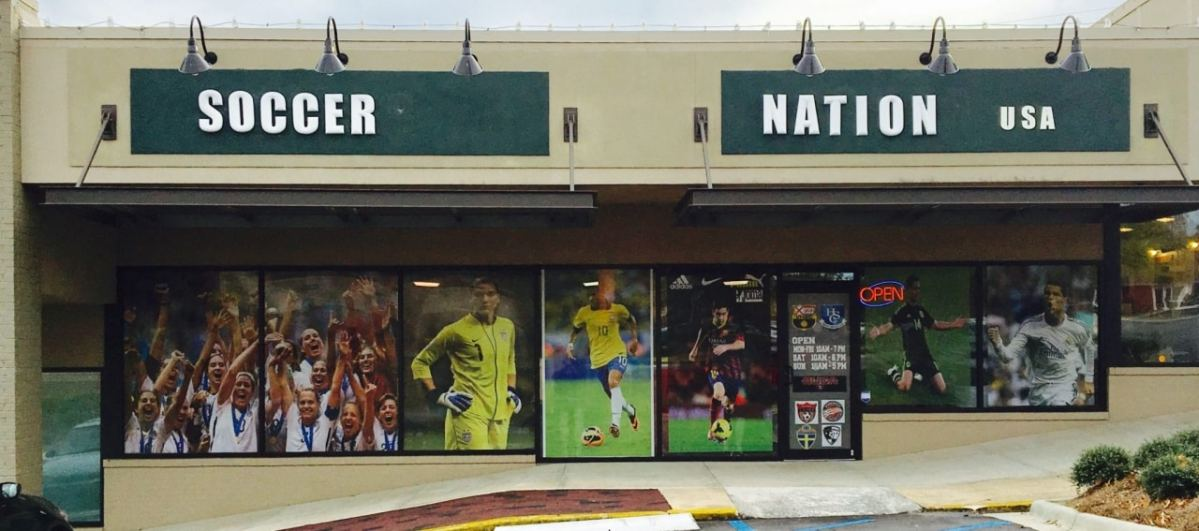 All your soccer needs in one place – Soccer Nation