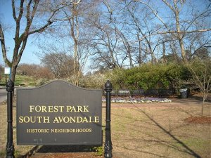 Forest Park,Avondale,Birmingham,neighborhood