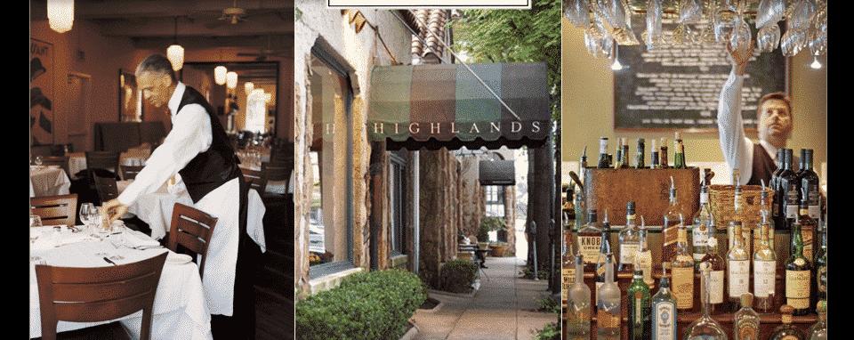 National Spotlight for Bham Restaurant – Highlands Bar and Grill