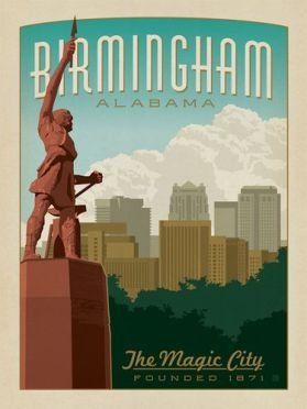 New York Times Ranks Birmingham Alabama