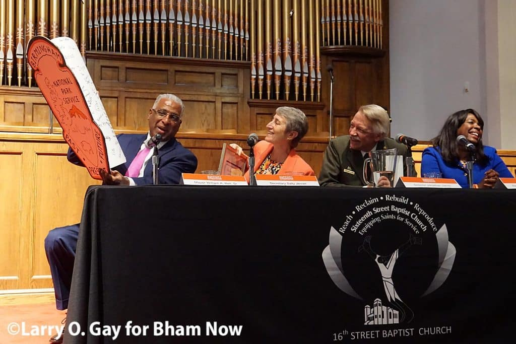 Bham Now Special – Freedom Riders & Birmingham Civil Rights National Monuments (photo gallery/links)