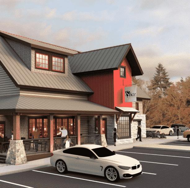 Re-zoning needed for Future Slice Pizza in Vestavia
