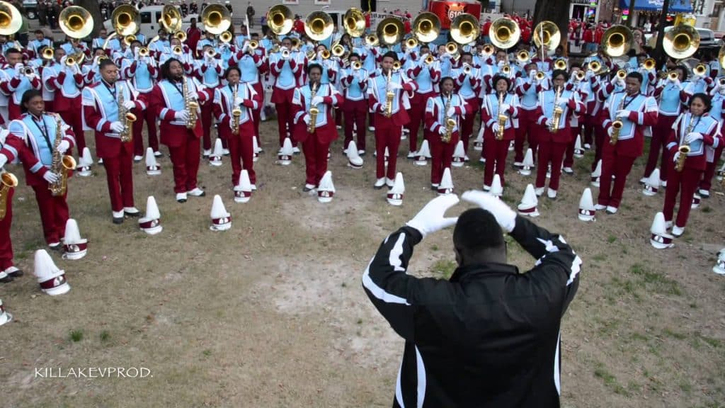 Should HBCU Talladega College Band march in Inaugural Parade?