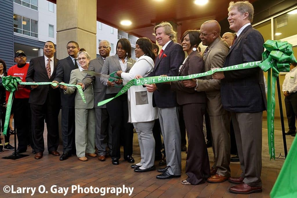 Community and unity – Birmingham welcomes Publix