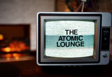 Atomic Bar and Lounge opens Today at 4:00!