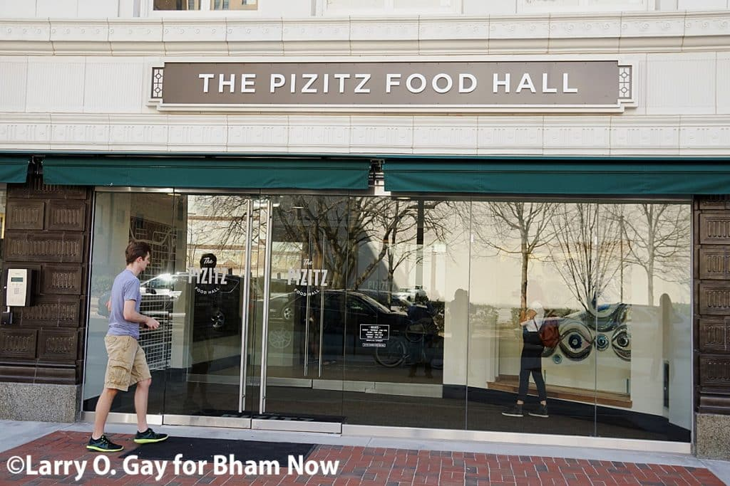 "Bham Now photographer Larry O. Gay gives us a sneak peak inside ""foodie heaven"" – The Pizitz Food Hall"