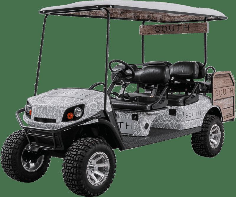 Birmingham roads golf cart friendly?