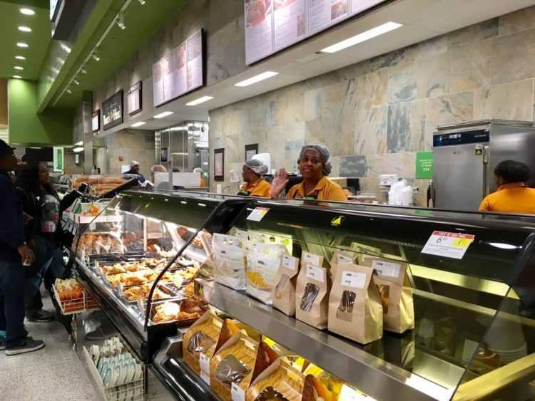 Birmingham, Publix, Publix Super Market, grocery store, food, Western Market