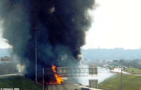 "Atlanta I-85 fire and bridge collapse reminds Birmingham of ""Malfunction Junction"" interstate closures in the early 2000s"