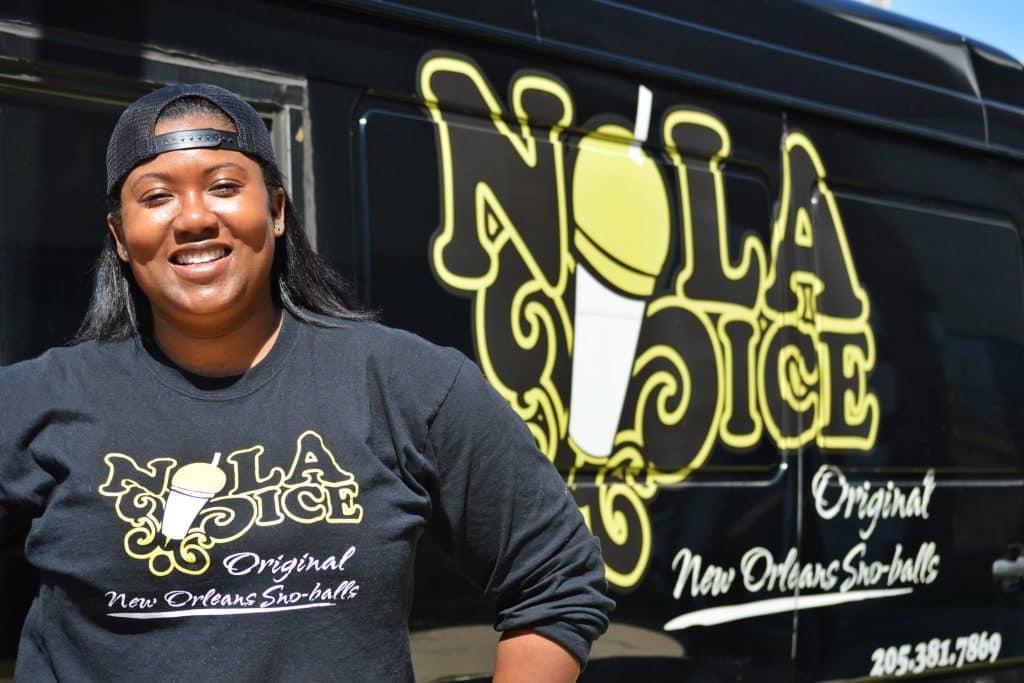 Small Business Monday – Spotlight on NOLA Ice