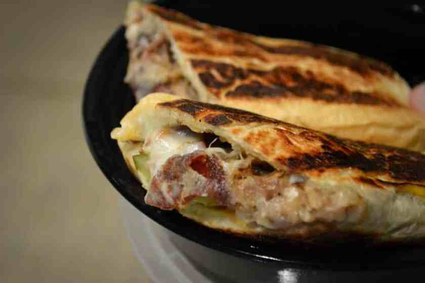 Tropicaleo's Cubano sandwich