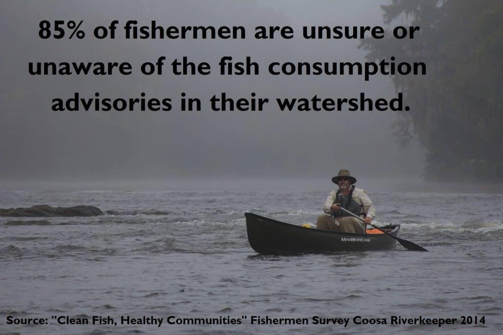 """We Dare to Defend Our Rights"" – FISH GUIDE aims to protect the health and rights of Alabama fishermen and families"