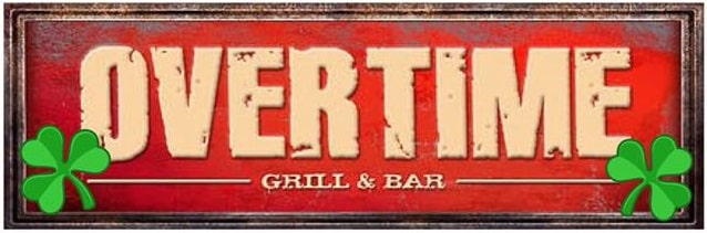 Overtime BAr and Grill Cheers and Beers for a Cure Birmingham AL St. PAtricks Day