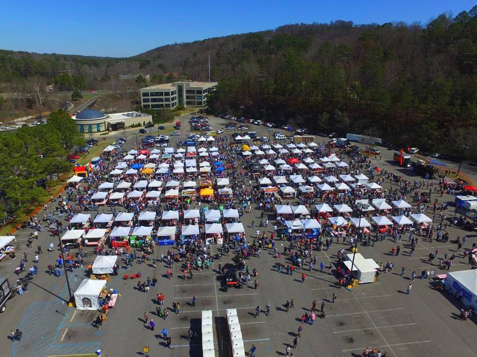 13th Annual Exceptional Foundation Chili Cook Off raised an estimated $350,000