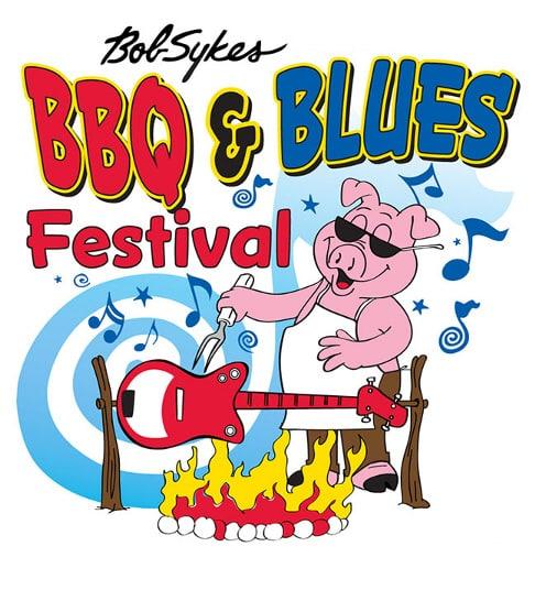 Bob Sykes Blues and BBQ Festibal 8th Annual