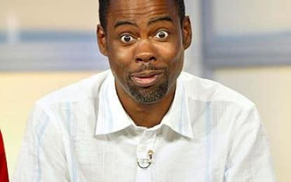 Chris Rock hates your phone