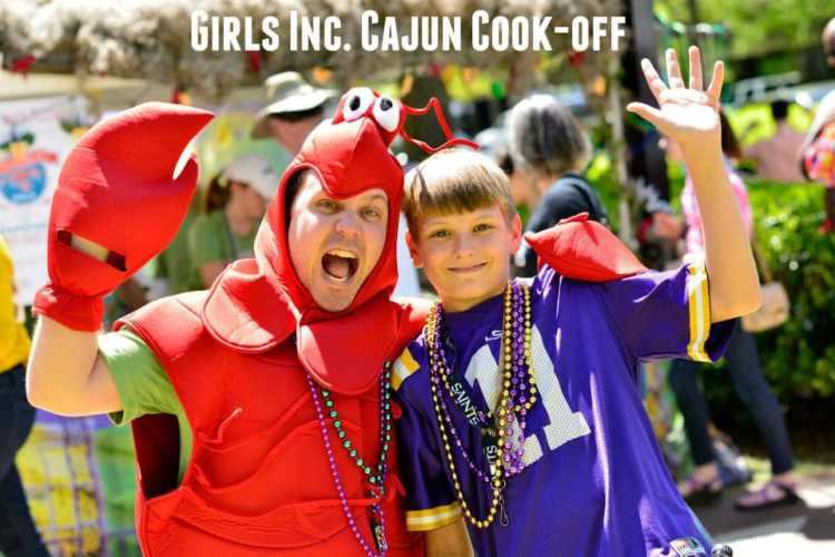 Girls Inc Cajun Cook Off Birmingham AL
