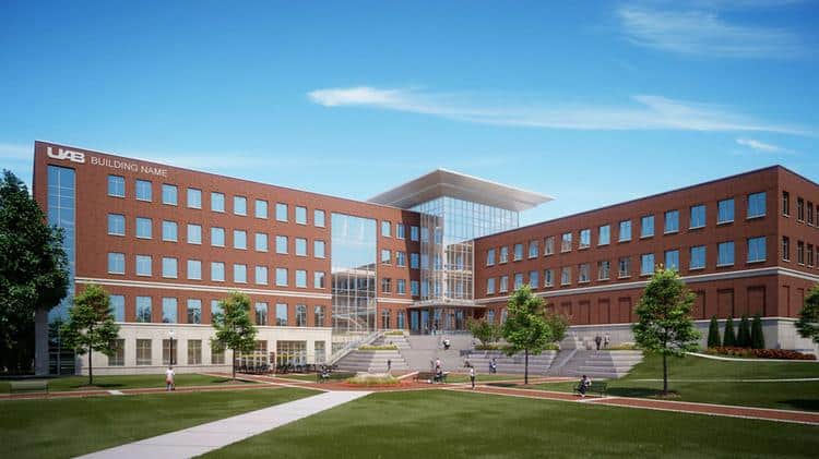 UAB to build new College of Arts and Sciences building