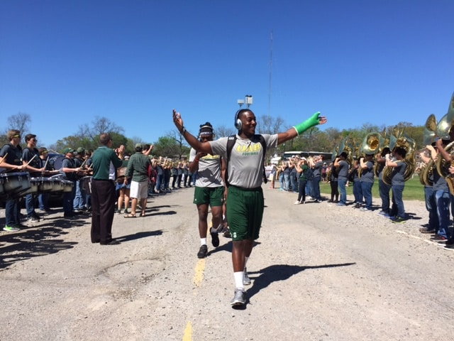 Birmingham celebrates return of UAB football and it was no April Fools