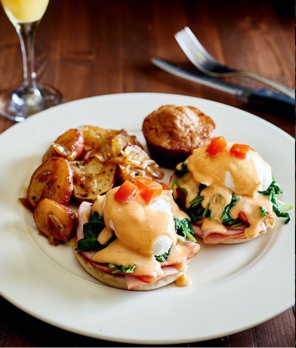 5 Bham Places to get your brunch on Birmingham AL Easter Weekend